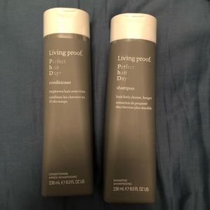Living Proof Perfect Hair Day Shampoo Conditioner